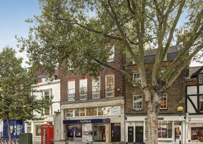 Hampstead High Street, London NW3