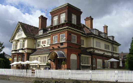 The Bald Hind – Hainult Road, Chigwell Essex